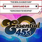 Sunnyland Slim The Devil Is A Busy Man (Digital 45)