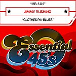 Jimmy Rushing Mr. 5 x 5 (Digital 45)