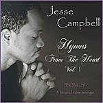 Jesse Campbell Hymns From The Heart, Vol. 1 *bonus* 3 Brand New Songs