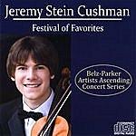 Jeremy Stein Cushman Festival Of Favorites