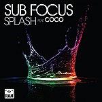 Sub-Focus Splash (4-Track Maxi-Single)