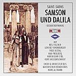 Chor Des Bayerischen Rundfunks Camille Saint-Saens: Samson Und Dalila
