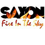 Saxon Fire In The Sky