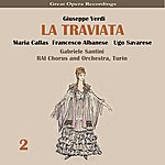 Gabriele Santini Verdi: La Traviata, Vol. 2