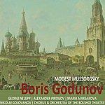 Nikolai Golovanov Mussorgsky: Boris Godunov