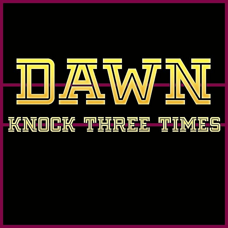 Cover Art: Knock Three Times