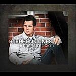 Stephen Jones Prepaid Ticket