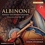 Simon Standage Albinoni: Concerti A Cinque, Op. 10