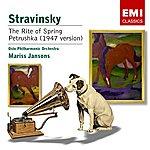 Mariss Jansons Stravinsky: The Rite Of Spring/Petrushka