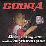 Cobra Dreams Of My Little Brother Diemondback (Futuristic Space Age Version)