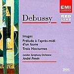 André Previn Images Pour Orchestre/Prelude A L'apres-midi D'un