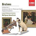 Wolfgang Sawallisch Brahms: Symphony No 1 Etc.