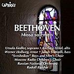 Rudolf Barshai Beethoven, L. Van: Missa Solemnis