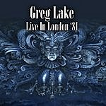 Greg Lake Live In London '81