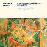 Dresden Staatskapelle Hindemith, P.: Symphonic Metamorphosis After Themes By Carl Maria Von Weber / Strauss, R.: Metamorphosen