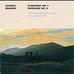 Dresden Philharmonic Orchestra Dvorak, A.: Symphony No. 7 / Brahms, J.: Serenade No. 2