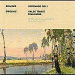 Dresden Philharmonic Orchestra Brahms, J.: Serenade No. 1 / Sibelius, J.: Valse Triste / Finlandia