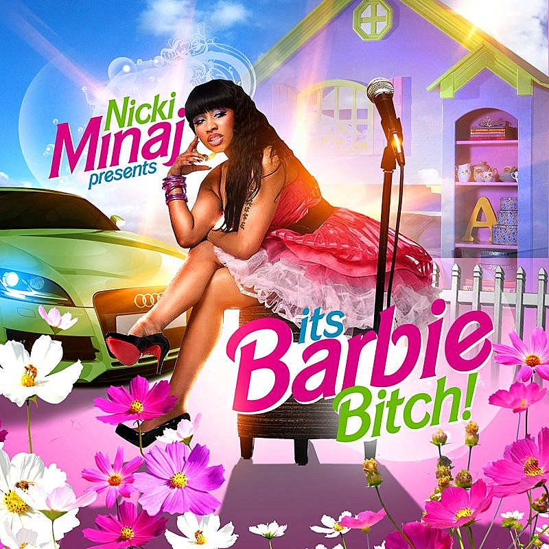 Cover Art: Its Barbie B---H