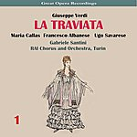 Gabriele Santini Verdi: La Traviata, Vol. 1