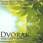 Vienna Radio Symphony Orchestra Dvorak: Serenade For Strings In E Major B 52 , Op. 22