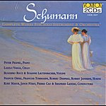 Peter Frankl Schumann: Complete Works For Solo Instrument & Orchestra