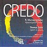 R. Murray Schafer Credo