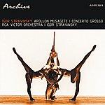 Igor Stravinsky Stravinsky: Apollon Musagete & Concerto Grosso