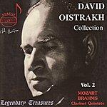 David Oistrakh Mozart: Clarinet Quintet In A Major - Brahms: Clarinet Quintet In B Minor
