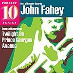 John Fahey Twilight On Prince Georges Avenue