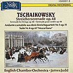 English Chamber Orchestra Tchaikovsky: Serenade For Strings Op. 48, Suite Mozartiana, Andante Cantabile From The String Quartet No. 1, Op. 11 (Streicherserenaden)