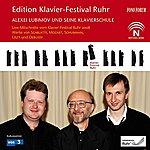 Alexei Lubimov Piano Recital: Scarlatti, Mozart, Schumann, Liszt And Debussy