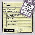 UFO BBC In Concert (11th December 1975)