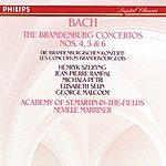 Academy Of St. Martin-In-The-Fields Bach, J.S.: Brandenburg Concertos Nos.4, 5 & 6