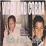 Viper Fish And Chips (Futuristic Space Age Version)