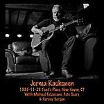 Jorma Kaukonen 1995-11-28 Toad's Place, New Haven, Ct