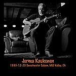 Jorma Kaukonen 1995-12-20 Sweetwater Saloon, Mill Valley, Ca