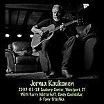 Jorma Kaukonen 2003-01-18 Seabury Center, Westport Ct