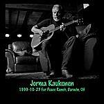 Jorma Kaukonen 1999-10-23 Fur Peace Ranch, Darwin, Oh