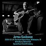 Jorma Kaukonen 2006-02-24 The Grand Opera House, Wilmington, De