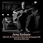 Jorma Kaukonen 2004-05-26 Iron Horse Music Hall, Northampton, Ma