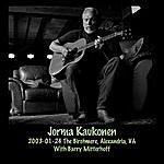 Jorma Kaukonen 2003-01-24 The Birchmere, Alexandria, Va