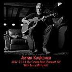 Jorma Kaukonen 2007-01-19 The Turning Point, Piermont, NY