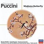 Renata Tebaldi Puccini: Madama Butterfly (Highlights)