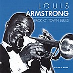 Louis Armstrong Back O' Town Blues