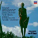 Jack Brymer Mozart: Clarinet Concerto / Oboe Concerto