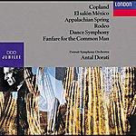 Detroit Symphony Orchestra Copland: Fanfare; Dance Symphony; 4 Dance Episodes From Rodeo; Appalachian Spring, Etc.