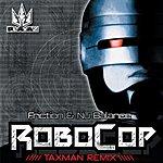 Friction Robocop (Taxman Remix) / Slipstream (Logistics Remix)