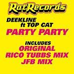 Dee-Kline Party Party (3-Track Maxi-Single)