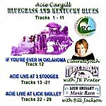 Acie Cargill Kentucky Blues And Bluegrass