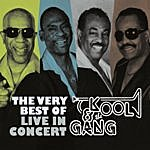 Kool & The Gang The Very Best Of - Live In Concert